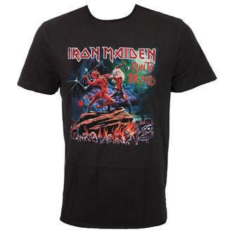 Muška metal majica Iron Maiden - RUN TO THE HILLS - AMPLIFIED, AMPLIFIED, Iron Maiden