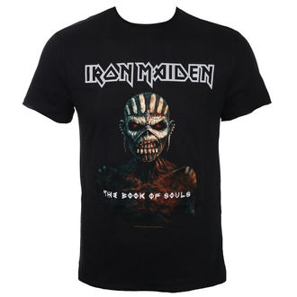 Muška metal majica Iron Maiden - THE BOOK OF SOULS BK - AMPLIFIED, AMPLIFIED, Iron Maiden