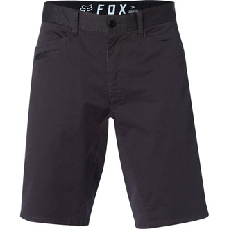 Muške kratke hlače FOX - Stretch Chino - Black Vintage, FOX