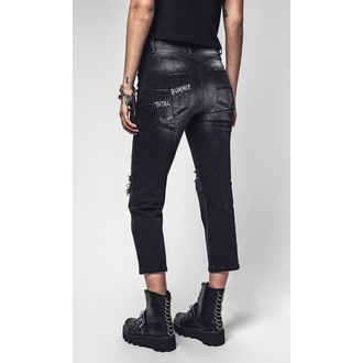 Ženske hlače DISTURBIA - TOTAL BUMMER, DISTURBIA