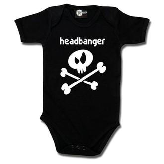Dječji bodi Headbanger - Metal-Kids, Metal-Kids