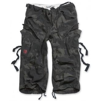 Kratke hlače 3/4 muške SURPLUS - Vintage - NIGHTCAMO, SURPLUS