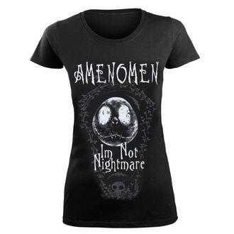 Majica hardcore ženska - I'M NOT NIGHTMARE - AMENOMEN, AMENOMEN