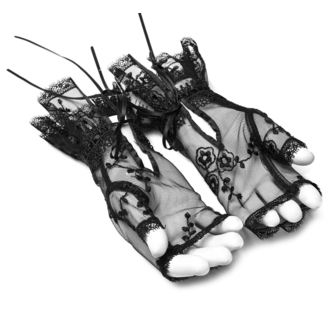 Rukavice bez prstiju PUNK RAVE - Gothic Lily, PUNK RAVE