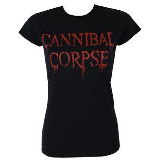 Majica metal muška Cannibal Corpse - DRIPPING LOGO - PLASTIC HEAD, PLASTIC HEAD, Cannibal Corpse