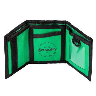 Novčanik MEATFLY - HARPOON -  A  - 1/26/55 - Crni i Zeleni, MEATFLY