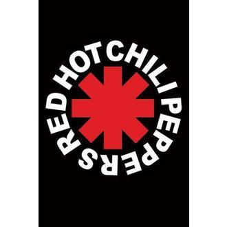 plakat - Red Hot Chili Peppers (Logo) - PP31764 - Pyramid Plakati