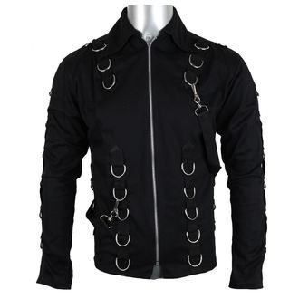 košulja ljudi ADERLASS - Šiljak Cardy Traper Crno, ADERLASS
