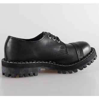 Cipele STEEL - 3 pinhole crna (101/102 Crna)