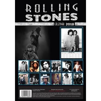 Kalendar za 2018 godinu ROLLING STONES, Rolling Stones