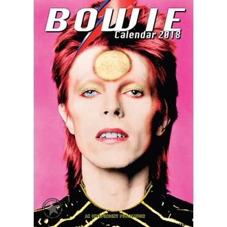 Kalendar za za godinu 2018 DAVID BOWIE, David Bowie