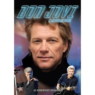 Kalendar za 2018 godinu BON JOVI, Bon Jovi