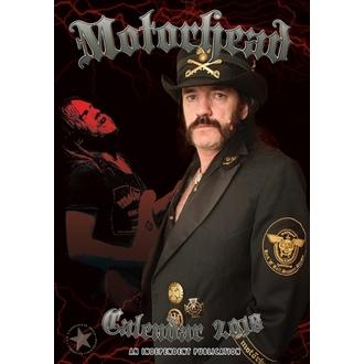 Kalendar za 2018 godinu Motörhead, Motörhead