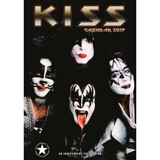 Kalendar za za godinu 2019 - KISS, NNM, Kiss