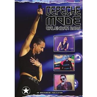 Kalendar za za godinu 2019 - Depeche Mode, NNM, Depeche Mode
