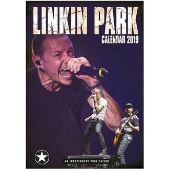 Kalendar za za godinu 2019 - Linkin Park, NNM, Linkin Park