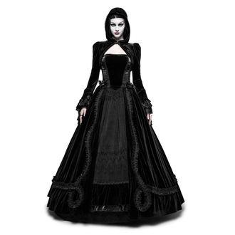 Ženska haljina PUNK RAVE - Lady Amaranth Gothic wedding, PUNK RAVE