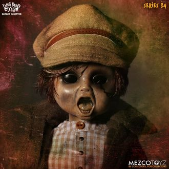 Lutka Living Dead Dolls - The Time Has Come To Tell The Tale - britanski vojnik sisa, LIVING DEAD DOLLS