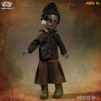 Lutka Living Dead Dolls - The Time Has Come To Tell The Tale - čađ, LIVING DEAD DOLLS