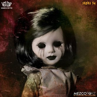 Lutka Living Dead Dolls - The Time Has Come To Tell The Tale - Coalets, LIVING DEAD DOLLS