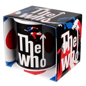 Šalica The Who - Union Jack, ROCK OFF, Who