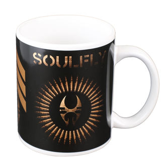 Šalica Soulfly - Frontlines, ROCK OFF, Soulfly