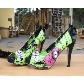 štikle ženske   (cipele) IRON FIST - Zombie Stomper Platform IFLPLH00402S12, IRON FIST