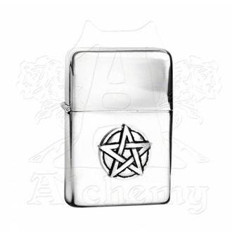 upaljač Pentagram Benzin Upaljač AAZ3, ALCHEMY GOTHIC