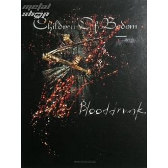 zastava Children of Bodom - Blooddrunk, HEART ROCK, Children of Bodom
