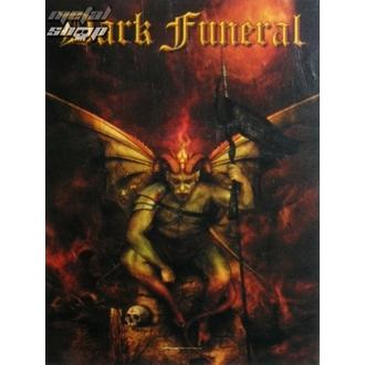 zastava Dark Funeral - Belial, HEART ROCK, Dark Funeral