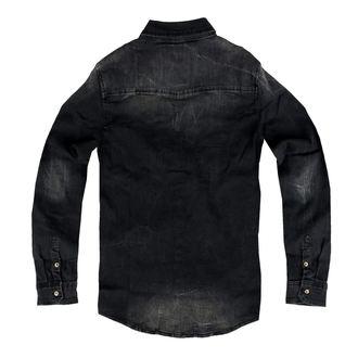 Muška košulja BRANDIT - Riley - Denims, BRANDIT