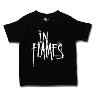 Muška metal majica In Flames - Logo - Metal-Kids, Metal-Kids, In Flames