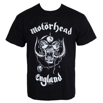 Majica muška Motörhead 'England' - TSB - 5327, ROCK OFF, Motörhead