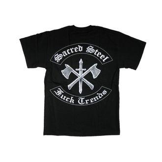 Majica muška Svet Steel 'Fuck Trends' - Musica, MUSICAT, Sacred Steel
