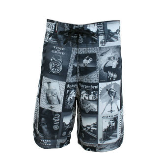 kupaći muški (kratke hlače) INDEPENDENT - Verts, INDEPENDENT