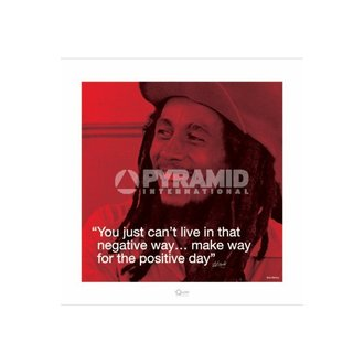 plakat Bob Marley (I.Quote - Positive Dan) - Pyramid Plakati, PYRAMID POSTERS, Bob Marley