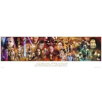 plakat Star Wars - Complete - GB posters, GB posters