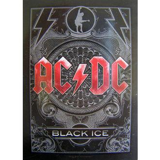 Zastava AC-DC 'Black Led' HFL 0979, HEART ROCK, AC-DC