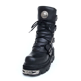 Cipele NEW ROCK - Basic Boots (373-S4) Crne, NEW ROCK