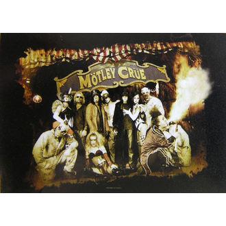 zastava Mötley Crüe - Festival Cirkus, HEART ROCK, Mötley Crüe