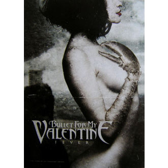 zastava Bullet For My Valentine - Groznica, HEART ROCK, Bullet For my Valentine