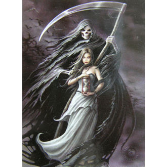 zastava Anne Stokes - Sazivati The Reaper, ANNE STOKES