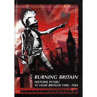 knjiga Spaljivanje Britanija, Punk