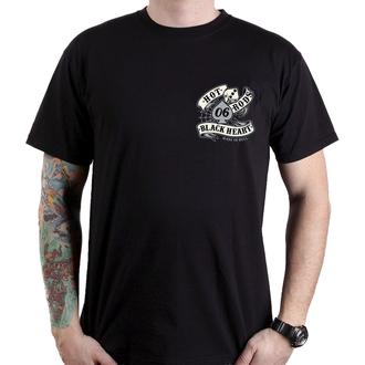Muška ulična majica - LOLA - BLACK HEART, BLACK HEART