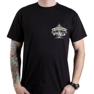 Muška ulična majica - HOT ROD BELL - BLACK HEART, BLACK HEART