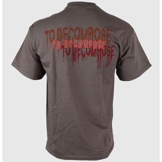 Majica muška Cannibal Corpse 'NA DECOMPOSE...', PLASTIC HEAD, Cannibal Corpse