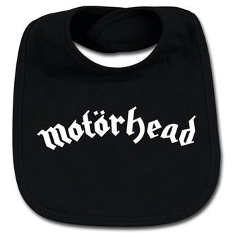 Podbradnik Motörhead - Logo Baby Bib - Metal-Kids, Metal-Kids, Motörhead