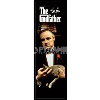 plakat The Godfather (Cat) - PYRAMID POSTERS, PYRAMID POSTERS