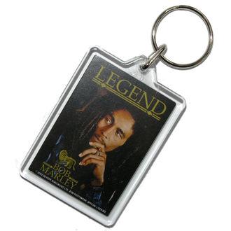 Privjesak za ključeve Bob Marley - Legenda - PYRAMID POSTERS, PYRAMID POSTERS, Bob Marley