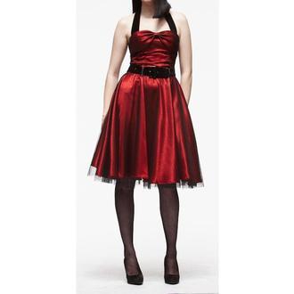 Haljina ženska PAKAO BUNNY 'Songstree Haljina (Crveno / crna), HELL BUNNY